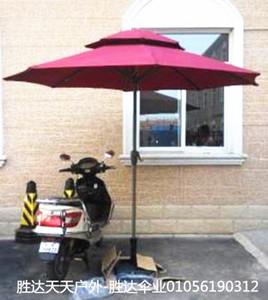 户外遮阳伞-精品中柱伞