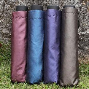 广告伞礼品伞定制黑胶布防紫外线遮阳折叠伞晴雨伞印刷LOGO1