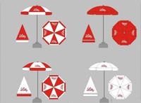 广告太阳伞效果图4-胜达天天户外首页