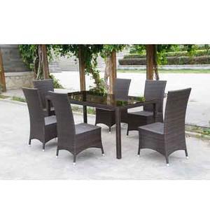 藤艺桌椅003
